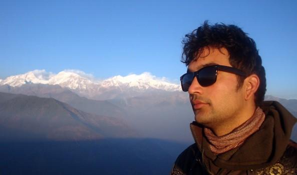 Annapurna Ranges - Ghalegaun, Lamjung